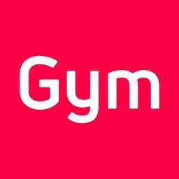 Gym Plan Workout & Fitness Log