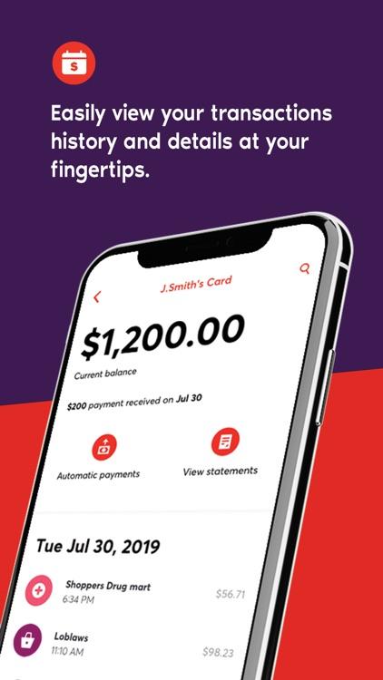 PC Financial Mobile screenshot-4