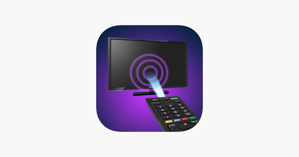 Sonymote : Remote for Sony TV on the App Store