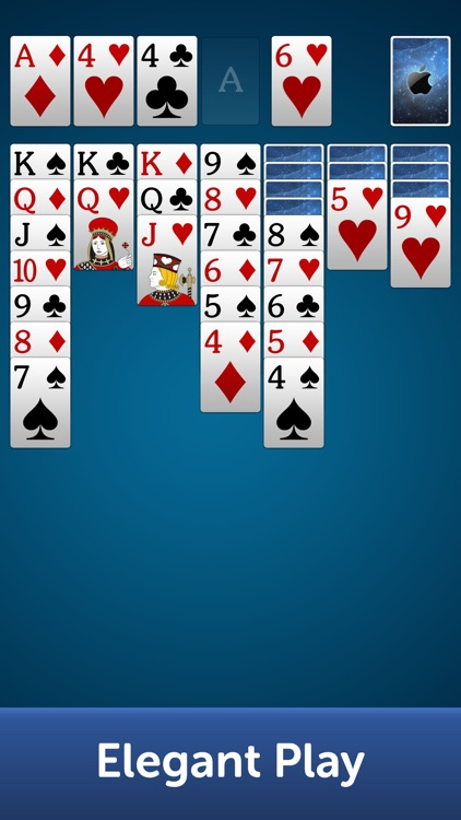 Solitaire Classic by Solebon screenshot-1