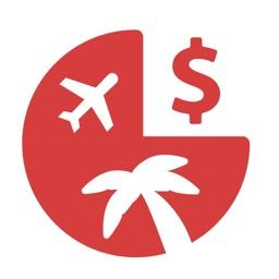 Treeps, my travel expenses