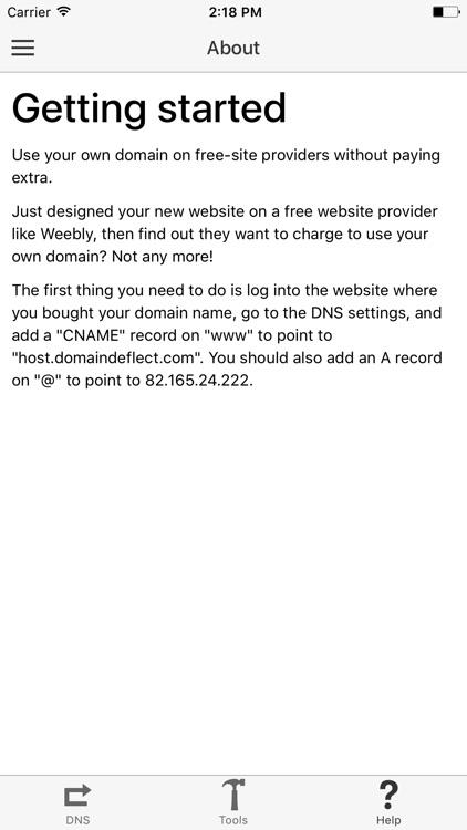 DNS Deflection screenshot-3