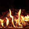 炎と自然の癒し
