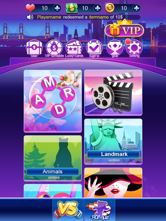 iPad Image of Trivia Life:Quiz and Word