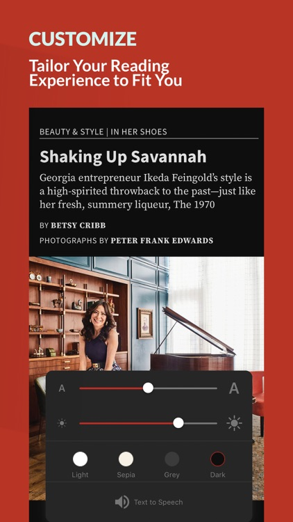 Southern Living Magazine screenshot-5