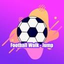 Football Walk – Jump