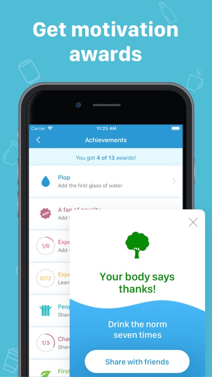 My Water & Drink Reminder screenshot-4