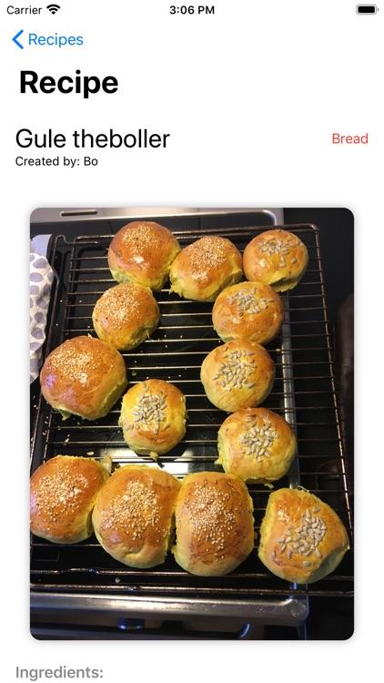 My Best Recipe. screenshot-6