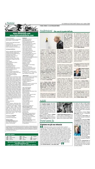 Il Giornale dell'ArteScreenshot of 2