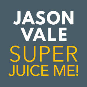 Jason Vale's Super Juice Me! app