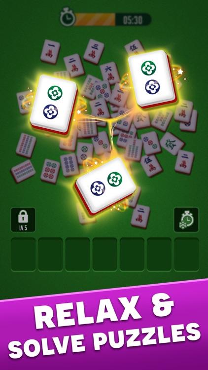 Mahjong Triple 3D: Tile Match screenshot-4