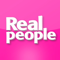 App Icon for Real People UK App in Singapore IOS App Store