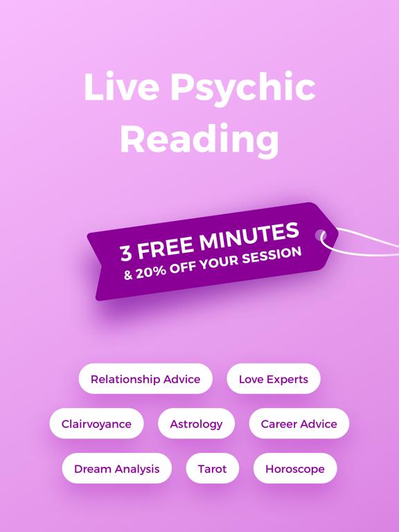 Zodiac Touch Psychic Reading - Online Tarot Readings, Karama and Astrology Psychics; Love & Relationship Advice screenshot