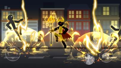 Supreme Stickman: Shadow Fight screenshot 5