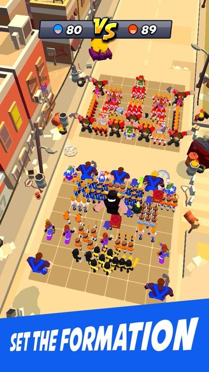 Pocket Clash: Gang Wars screenshot-0