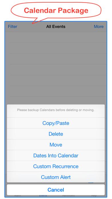 Nag - Repeating Alerts Screenshots
