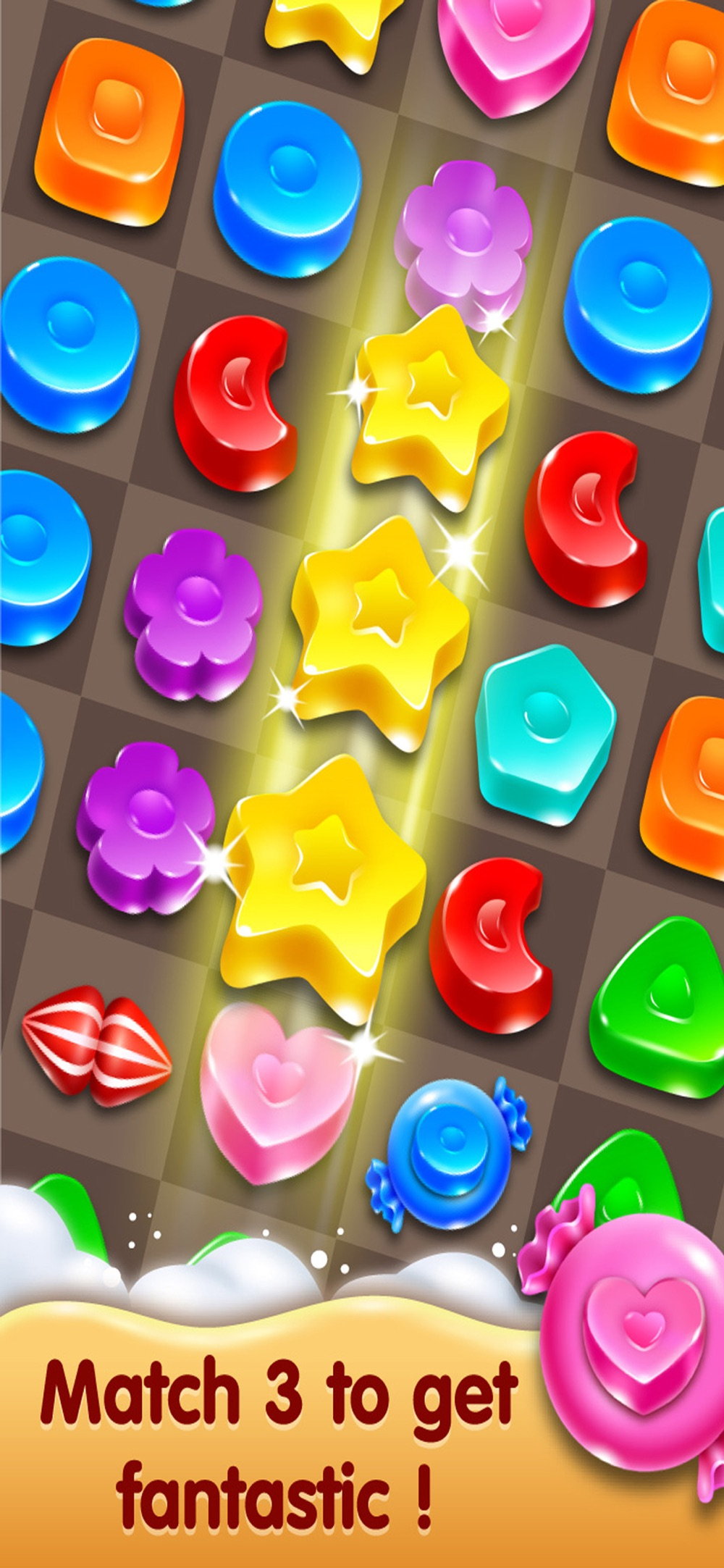 Cookie Paradise – Sweet Puzzle Cheat Codes