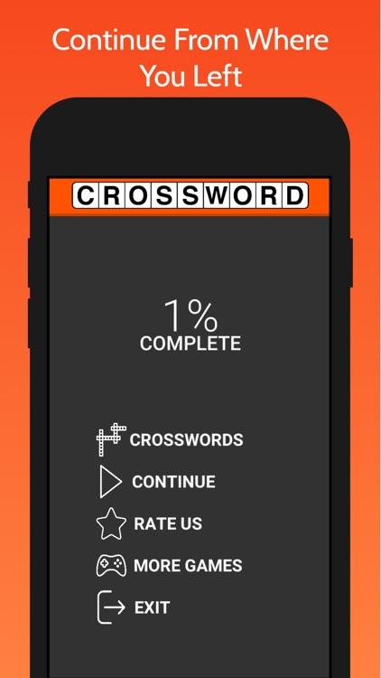 Crossword Puzzle Time
