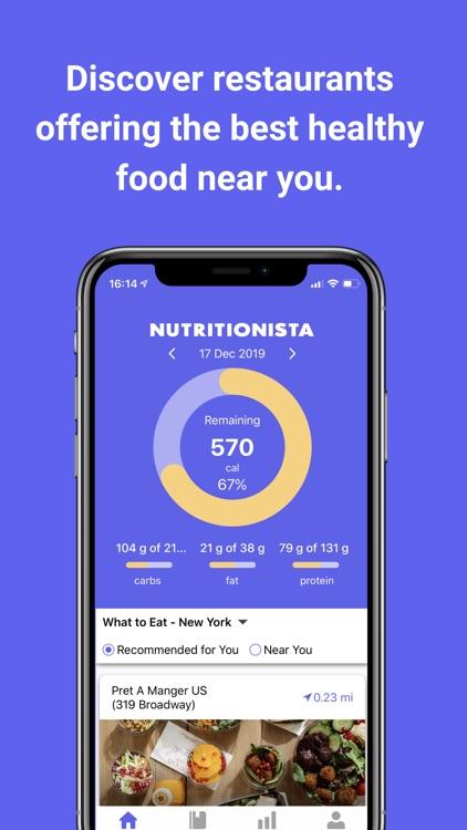 Find Healthy Food