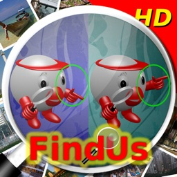 FindUs - Spot The Differences