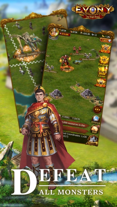 download Evony - The King's Return apps 0