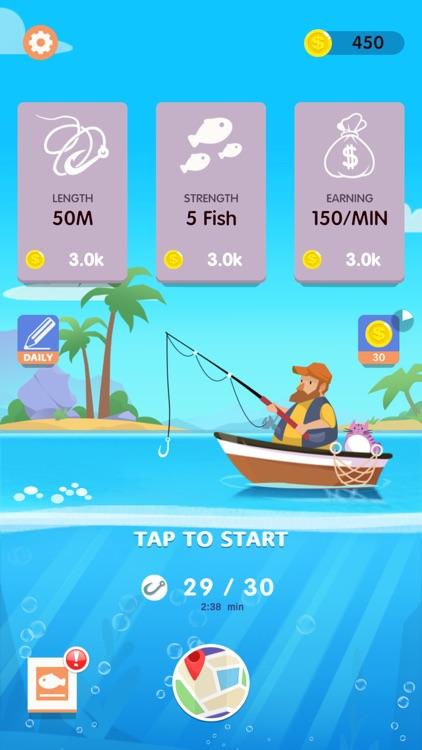 Fancy Fishing Blitz