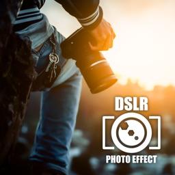 DSLR Camera - Blur Photos Make