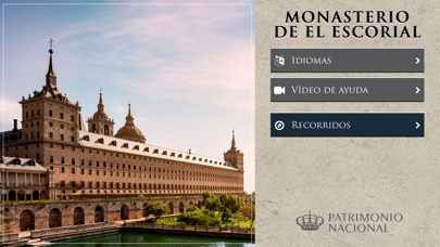 Monasterio El EscorialCaptura de pantalla de1