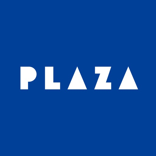 PLAZAアプリ