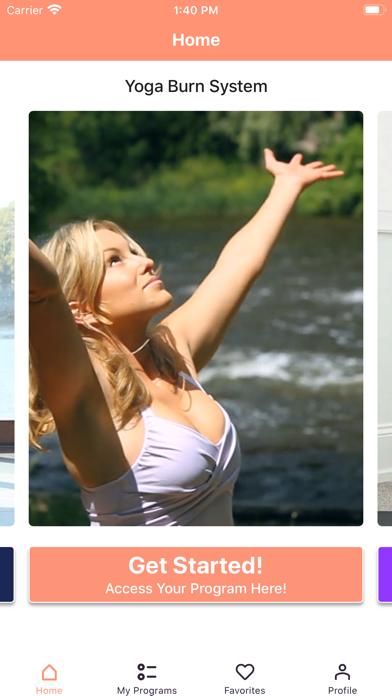 Yoga Burn Appのおすすめ画像3