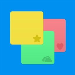 abcNotes Lite - stickers app