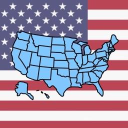 US States & Presidents Quiz