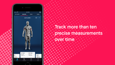 Naked — 3D Home Body Scanner screenshot three