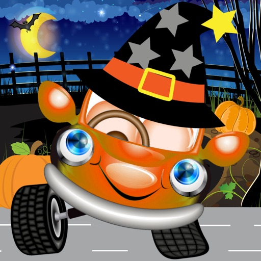 Halloween Car Games! Driving