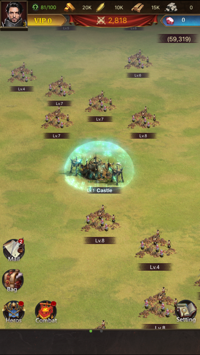 Glory:Rise of Civilization for windows pc