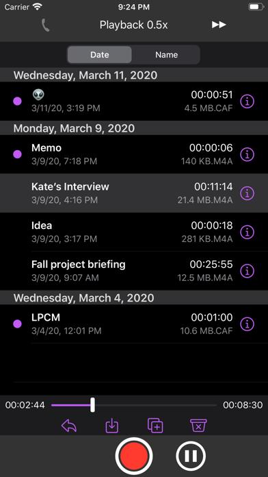 You Record Pro Screenshots