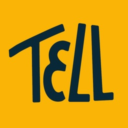 Tell: record + share stories