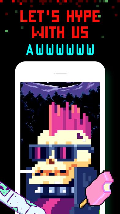 Live Pixel Wallpaper HD-4