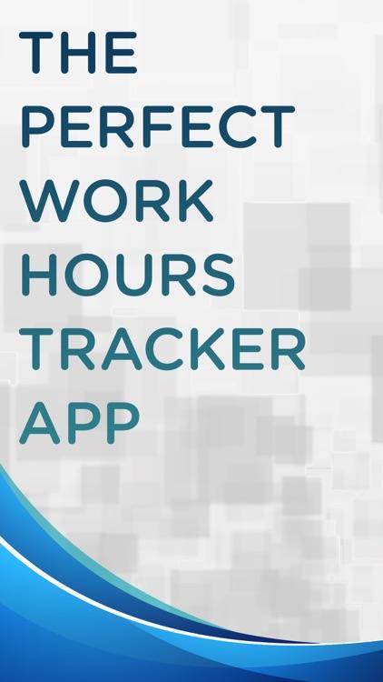 iTimePunch Plus Time Sheet App screenshot-0