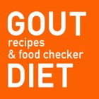 Gout Diet Recipes & Food List icon