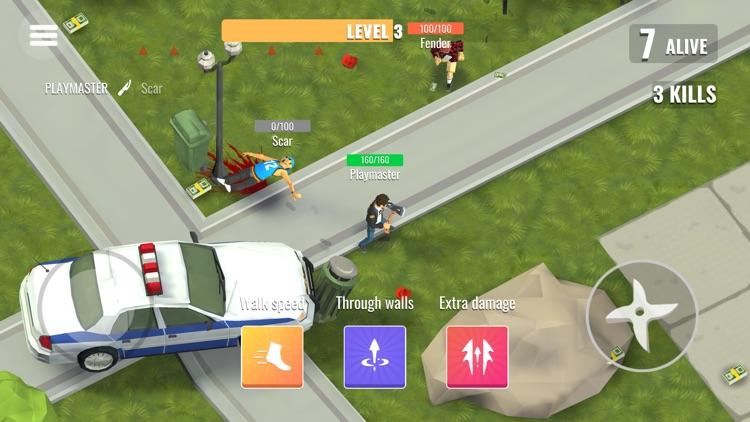 Spider Hero: Battle Royale screenshot-3