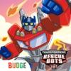 Transformers Rescue Bots:灾难来袭