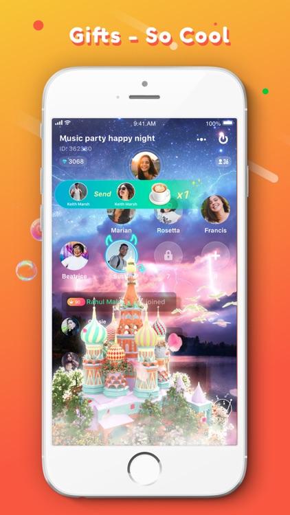 YoHo - Group Voice Chat screenshot-3