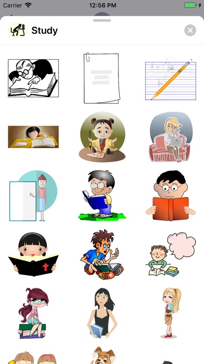Study Stickers screenshot-1