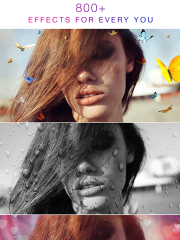Photo Lab: Picture Editor App - náhled