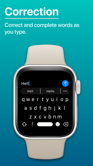 Shift Keyboard: Watch Keyboard Screenshots