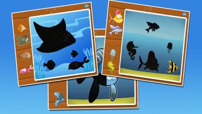 Fish puzzle - fun for kids screenshot two