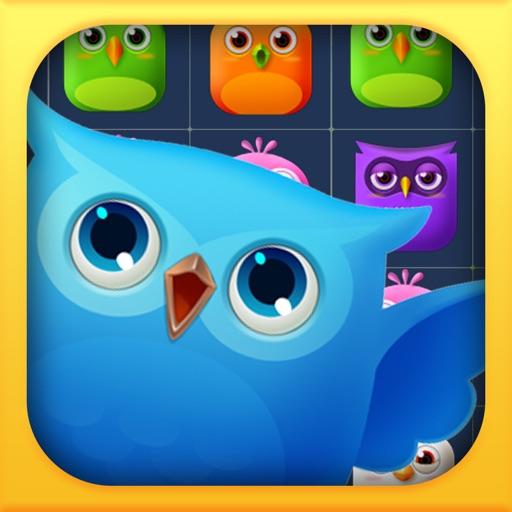 Birds Crush Saga