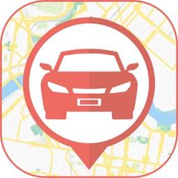 Find my parked Car - Carfinder
