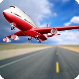 Airplane City Flight Simulator